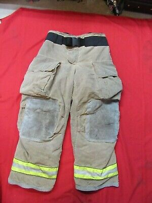 Mfg. 2013 Globe Gxtreme 34 X 30 Firefighter Turnout Bunker Pants Fire Rescue