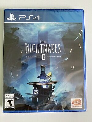 Brand New Little Nightmares II , 2 - PlayStation 4 / PS4 - Fast Free Shipping