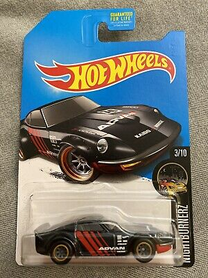 2017 Hot Wheels Nissan Fairlady Z Super Treasure Hunt