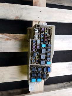 $_75 fc3s series 5 rx7 main fuse box other parts & accessories Automotive Fuse Box at bayanpartner.co
