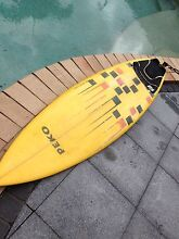 "5"" 5 surfboard handcrafted need gone urgently Carrara Gold Coast City Preview"