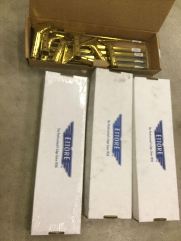 34 Ettore 1324 Master Brass Handles & Unger Brass Parts