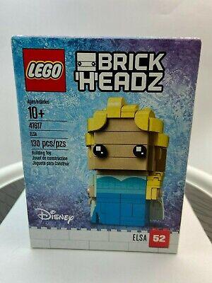 LEGO BrickHeadz Disney Frozen Elsa 52 # 41617
