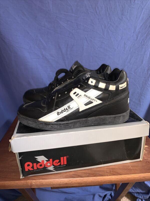 Vintage NOS 80s 90s Riddell Air Pac Cobra Hi Athletic Coaches Shoes 8 Originals