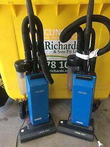 2 PULLMAN INDUSTRIAL VACUUM CLEANERS Perth Perth City Area Preview