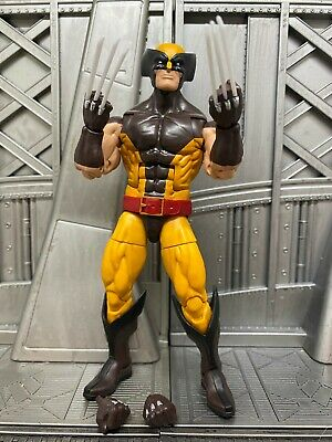 "Marvel Legends Hasbro X-Men Juggernaut BAF Wolverine 6"" Inch Action Figure"
