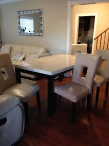 Nice dining table set for $90