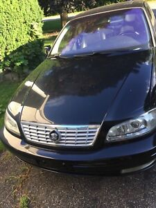 2001 Cadillac Catera for parts!