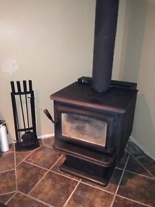 Pacific Airtight Woodstove