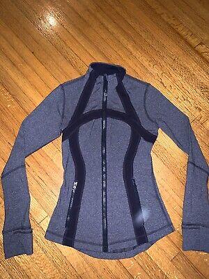 Lululemon Define Jacket Size 2 Retail $118
