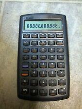 Hewlett Packard HP 10BII Business Financial Calculator   eBay