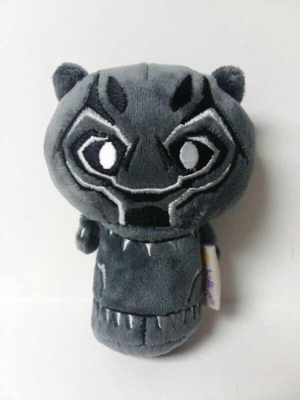 "Hallmark ITTY BITTYS 5"" Marvel THE BLACK PANTHER Plush Toy Stocking Stuffer"