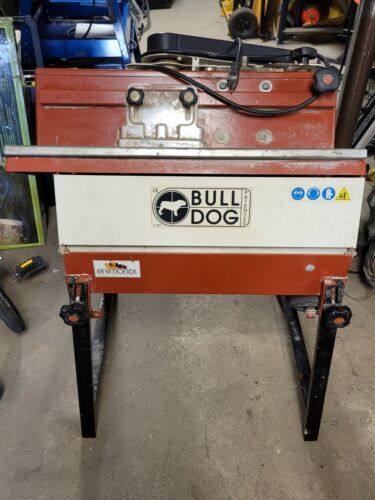 Raimondi Bull Dog Advanced Tile Bullnose Machine