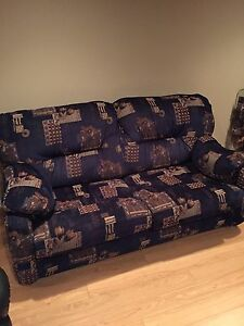Pullout couch sofa bed