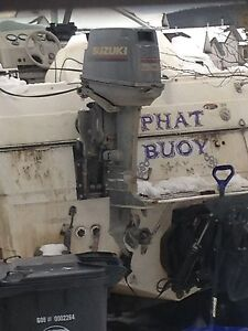 1997 30hp outboard