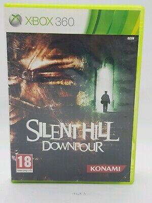 Usado, Silent hill downpour gioco per Xbox 360 funzionante italiano pal horror  segunda mano  Embacar hacia Spain