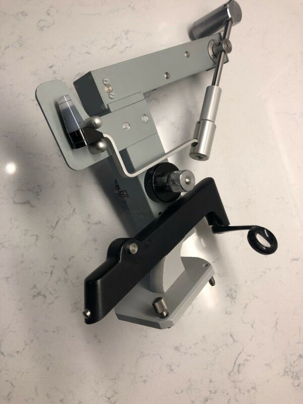 Haag-Streit Bern 870 Applanation Tonometer H04 Extra Clean