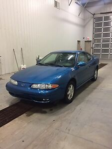 2000 Oldsmobile Alero Coupe
