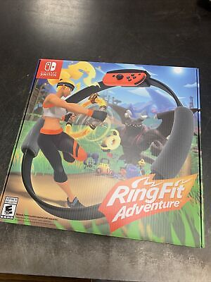 Ring Fit Adventure -- Standard Edition (Nintendo Switch)