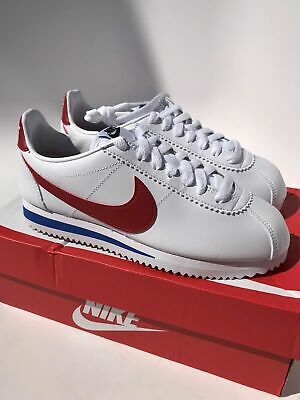 Nike Women's 807471-103 Classic Cortez Leather Shoes Sz 9.5 New!