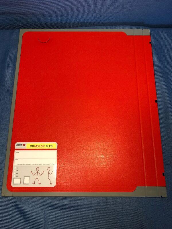 Agfa 35 x 43cm CR MD4.0R FLFS Cassette Film Processor X-ray