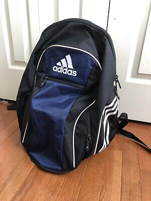 Adidas Backpack With Soccer Ball Holder