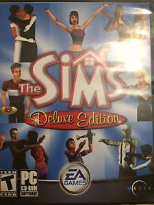 SIMS DELUXE, SIMS 2 DOUBLE DELUXE