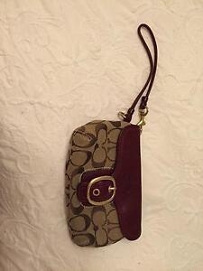 Coach clutch/small purse Bronte Eastern Suburbs Preview
