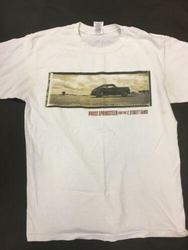 Bruce Springsteen Tour T-Shirt 2008 (Magic Tour)  Size Medium