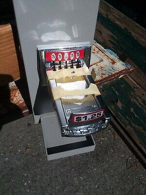 New Vintage Antique Art Decco Cigarette manual vending machines Lighter Mfg. USA
