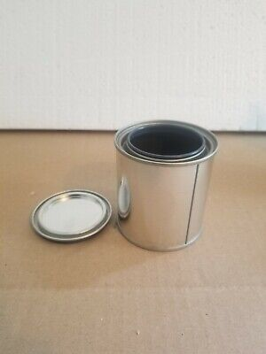 12 Pint Epoxy Lined Paint Can Lot Of 10