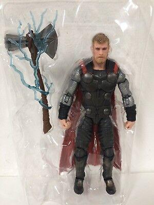 Marvel Legends Thor Stormbreaker   No Cull Obsidian Baf Infinity War Avengers