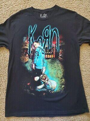 2016 Korn Tour Shirt Size LARGE