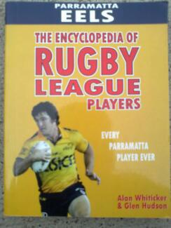 encyclopedia of rugby league players NRL books - every team