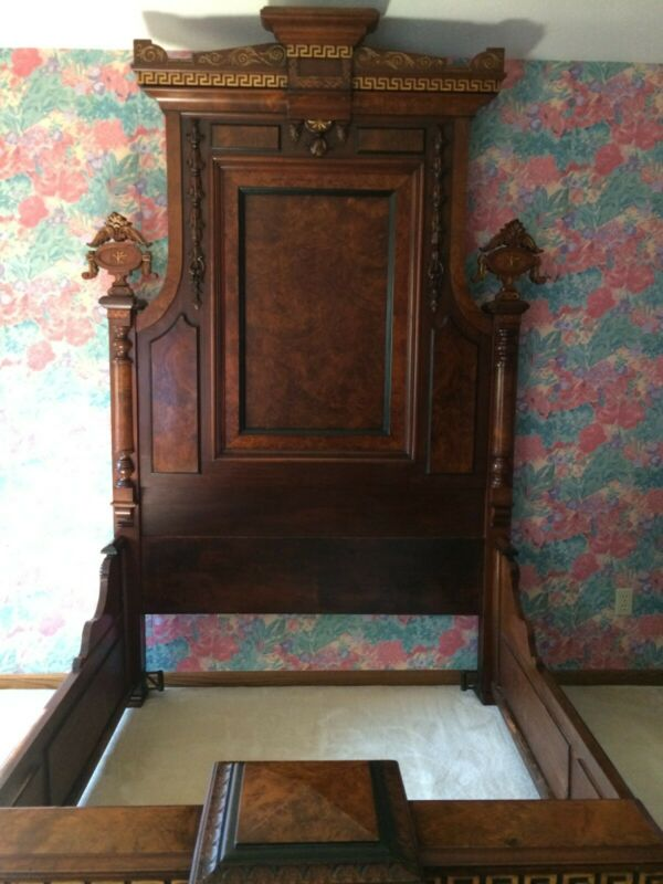 Antique Bedroom Set Circa 1870
