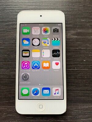 Apple iPod touch 5. Generation weiß (32GB) MD720FD/A, sehr guter Zustand in OVP online kaufen
