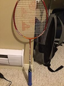 Yonex racket