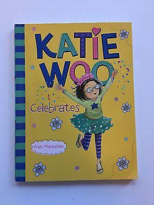 Katie Woo Celebrates by Fran Manushkin (2013, Paperback)](Katie Woo Books)