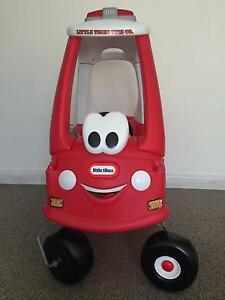 Little Tikes Cozy Coupe Fire Engine Cronulla Sutherland Area Preview