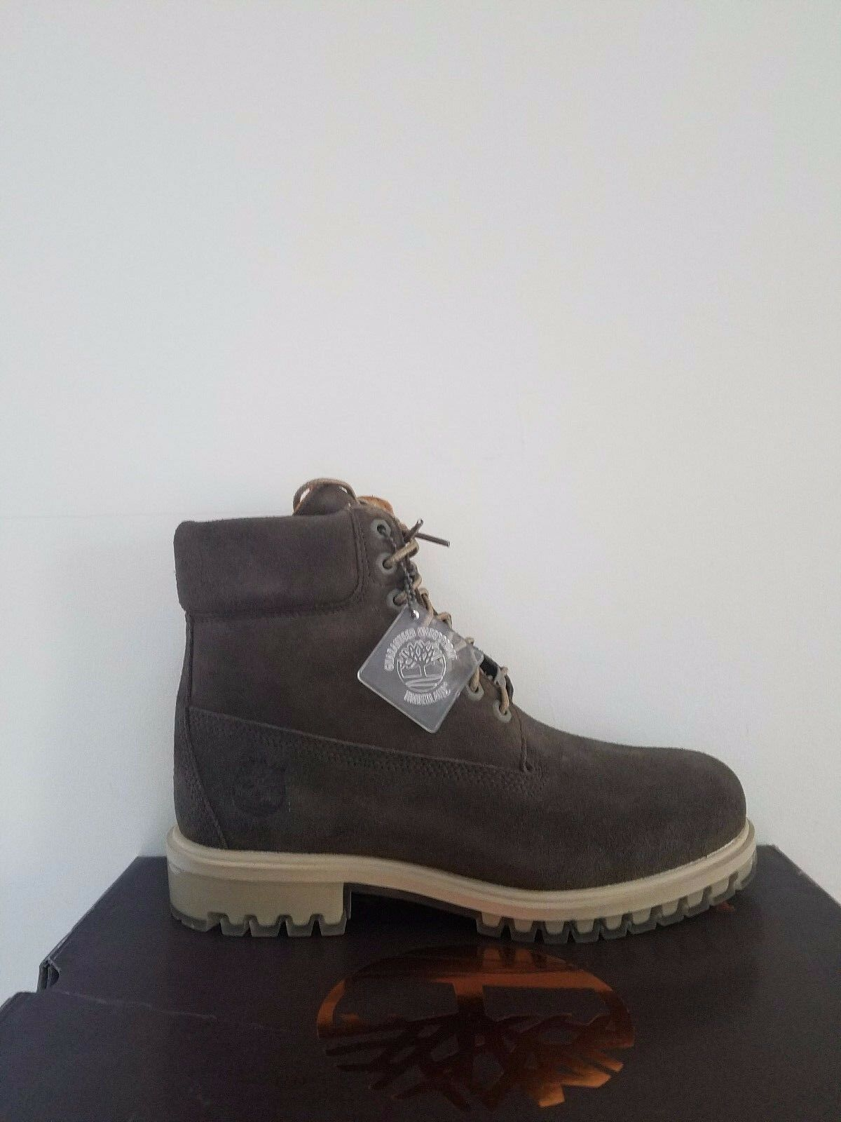 New Timberland Men's TPU 6-Inch Premium Waterproof Boots Limited Edition NIB