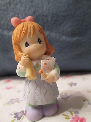 """Miss You"" Precious Moments Resin Figurine NIB"