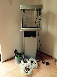 Resun Fish tank 50L complete with extras Willagee Melville Area Preview