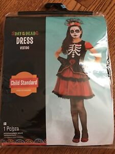 Halloween Costume - Day of the Dead Dress