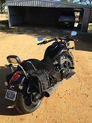 2011 Triumph Thunderbird Storm Motorcycle Black 1700cc Raywood Loddon Area Preview