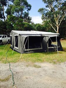 Camper trailer EzyTrail Langwarrin Frankston Area Preview