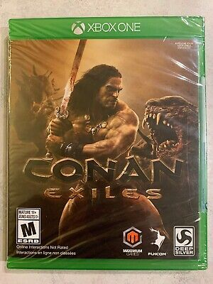 NEW Conan Exiles XBox One Sealed Complete.