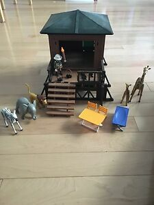Maison Safari playmobil
