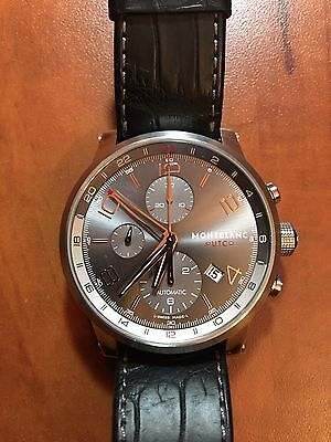 Montblanc TimeWalker 107063 Chronograph Watch for Men