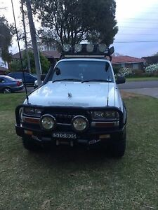 Toyota Landcruiser 80 series duel fuel 4.5L Blacktown Blacktown Area Preview