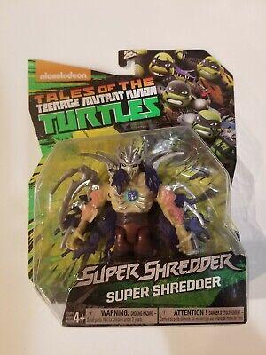 Super Shredder Tales Of The Teenage Mutant Ninja Turtles NEW